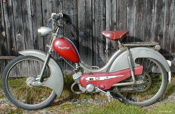 Apollo Sierra 1957