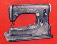 tråden fastnar i symaskinen